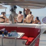 Relaxing Catamaran Tour Opatija, Lovran Icici, Medveja